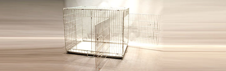B 251 Animal Sheltering Cages